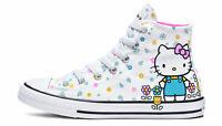 CONVERSE HELLO KITTY Kinder CHUCKS  HIGH 664634c - Katze - Mädchen - Sneaker
