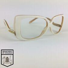 PILGRIM eyeglasses WHITE OVAL glasses frame MOD: 822-500