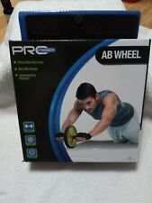 Unisex Pro Strength AB Wheel Non-Slip Design Trim and Slim Your Core