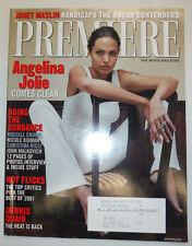 Premiere Magazine Angelina Jolie Russell Crowe Nicole Kidman April 2002 031015R