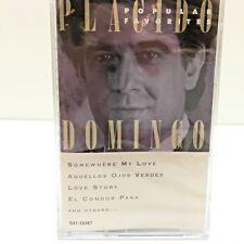 Popular Favorites by Placido Domingo (1996 Cassette CEMA) New Unopened Sealed