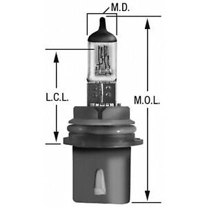 Headlight Bulb Wagner Lighting BP9007LL