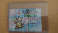 Ü-Ei Puzzle Peppy Pingo Party 1994, Ecke oben links, ohne BPZ