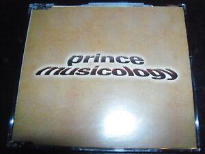 Prince Musicology (Sony Music Australia) CD – Like New