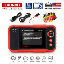 LAUNCH X431 CRP129 OBD2 Scanner ABS SRS Code Reader Automotive Diagnostic Tools