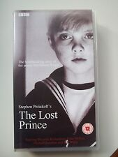 The Lost Prince VIDEO  True Story  SEALED  Gina Mckee/Bill Nighy
