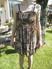 robe courte taille unique ou 34/36