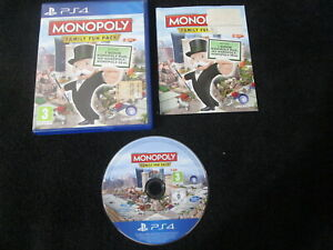 PS4 : MONOPOLY FAMILY FUN PACK - Completo, ITA ! Comp. PS5 ! CONSEGNA IN 24/48H