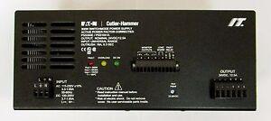 EATON CUTLER HAMMER PSS300E Universal Range 18A 300W Power Supply PSS1041A