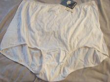 Vintage 70s Eiderlon Panty Panties Cotton Blend Sz 10 NWT New White Pillow Tab