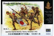 MasterBox MB3542 1/35 Bloody Atoll  Kit No 1 Imperial Marines, Tarawa