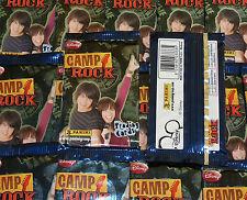 PANINI CAMP ROCK 71 POCHETTES 2009 TRADING CARDS DISNEY