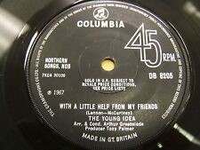 """COLUMBIA DB8205 1967 NORTHERN SONGS THE YOUNG IDEA """"WITH A LITTLE HELP.."""" EX-!"""