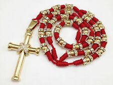 Rosario Rojo  Chapeado En Oro Sinaloa style