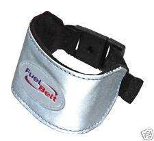 Fuelbelt reflective wrist banda reflectante mano articular banda de plata