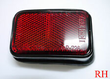 RH PICKUP Rear Red Reflector For Toyota Hilux Mk4 Mk5 2001-2005 PICK UP PICKUP