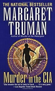 Murder in the CIA (Capital Crime Mysteries) by Truman, Margaret Book The Cheap