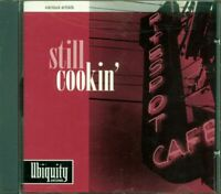 Still Cookin' - Aa Vv Ubiquity Records Cd Perfetto