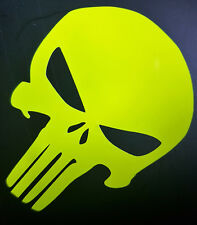 Punisher Aufkleber Auto Style Sticker Tuning Racing JDM Schocker NEON GELB