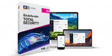 Bitdefender Total Security 2021 5 Devices 90 days . 3 months . Fast Delivery ...