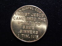HOW SHALL WE ESCAPE HEB2:3 CHRISTJESUS CAME INTO THE WORLD 1TIM1:15 TOKEN!KK289X