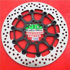 Kawasaki 650 Vulcan S Abs 17 18 Ng Front Brake Disc Oe Quality Upgrade 1056
