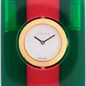 Gucci Constance 150.5 Gold Plated QZ Shell Dial