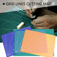 Craft Card Sewing Tool Cutting Plate A4 Grid Lines Self Healing Cutting Mat