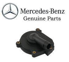 For Mercedes W211 C350 R350 SL550 Engine Oil Separator Cover Genuine 2720100631