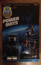 GOBOTS POWER SUITS GB-P2  CARDED  SCARCE