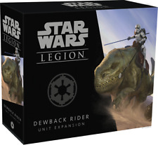 Imperial Dewback Rider Unit Expansion Star Wars: Legion FFG NIB