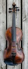 Beautiful old full size 4/4 violin unbranded