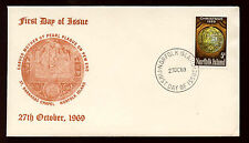 Norfolk Island 1969 Christmas FDC First Day Cover #C13906