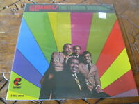 LEBRON BROTHERS Llegamos LP Get On Down new sealed vinyl record Latin reissue
