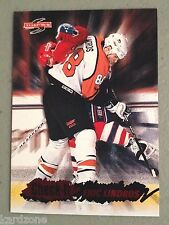 ERIC LINDROS 1995-96 SCORE CHECK IT INSERT HOCKEY CARD # 1 MUST SEE L@@K