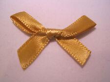 7mm Satin Ribbon Bows - BUY 2 PACKS GET 1 FREE - 50 100 or Mixed 200