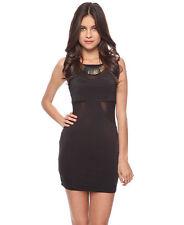 Fitted black dresses forever 21