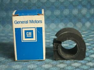 1984-95 GM NOS Front Sway Bar Bushing Buick Chevy Olds Pontiac Cimarron Grand Am