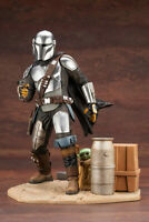 Star Wars ARTFX THE MANDALORIAN™ & The Child KOTOBUKIYA BNIB [PRE-ORDER]