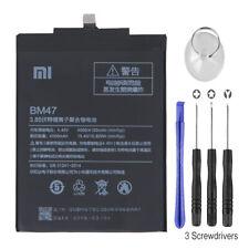 Original Genuine OEM Battery BM47 For Xiaomi Hongmi Redmi 3 3S 3 Pro 4X 4000mAh