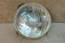"USED OEM CARELLO 7"" HEADLIGHT CLASSIC FIAT 124 SPIDER 850 SPECIAL RRIMULA COUPE"