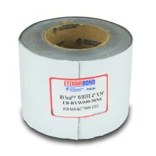"""Eternabond RV Mobile Home Roof & Leak Repair Tape 4"""" x 50' Roll White Authentic"""