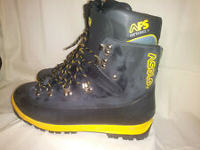 🌄Asolo AFS Ottomila Mountaineering Boots Climbing Removable Liner Mens Sz 10🌄