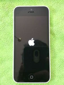 Exc Con iPhone 5C 8GB Whit GSM Network Unlocked ATT T Mobile Metro Cricket Glob