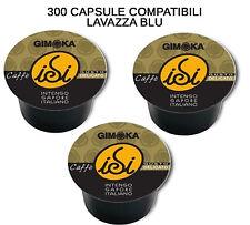 300 capsule cialde caffè Gimoka compatibili LAVAZZA BLUE DELICATO - PROMO
