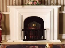 Dolls House Miniature 1/12th Scale Emporium White Georgian Fireplace 2155