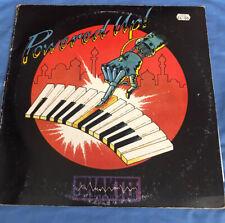"Shaktee - Powered Up - 12"" LP Vinyl Record Bhangra Punjabi Indian Folk, Dara"