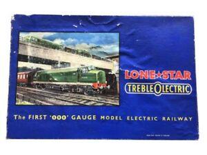 Lone Star EL 51 Train Set 000 Gauge