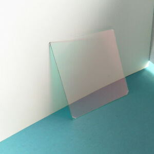 80mm Square UV IR Cut 650nm Filter UV/IR Blocking Optical Filter