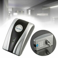 Power Saving Box Electricity Saver Home Electric Energy EU Plug Device Room Tool